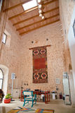 Interior of Sailer gallery in Santanyi Royalty Free Stock Image