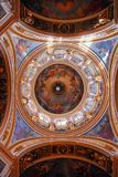 Saint Isaac`s Cathedral - Saint Petersburg, Russia Stock Photos