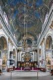 Interior of Saint Michael Church in Lviv, Ukraine Stock Photos