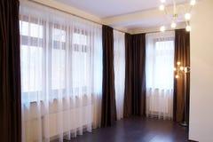 Interior. Sala de estar. Imagen de archivo