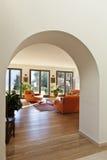 interior, sala de visitas Imagens de Stock Royalty Free