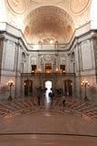 interior san för stadsfrancisco korridor arkivfoto