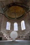 Interior Santa Irine church, Istanbul Royalty Free Stock Images