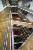 Interior of scandinavian office building Stock Photography