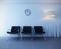 Interior scene Stock Photography