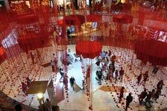 Interior of Select citywalk in Saket Delhi Royalty Free Stock Photography