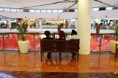 Interior of Select citywalk in Saket Delhi Royalty Free Stock Image