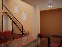 Interior set hundred fifty three Stock Photography
