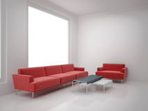 Interior set hundred thirty five Royalty Free Stock Image