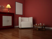Interior set ninety one Royalty Free Stock Image