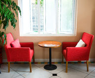 Interior setting Royalty Free Stock Image