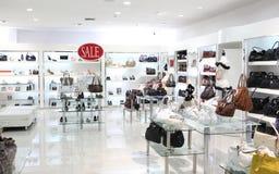 Interior of shop Stock Photo