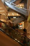 Interior of Shopping Center - Orchard Road. Shopping Center - Orchard Road, Singapore Stock Photos