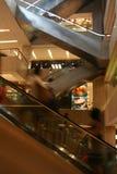 Interior of Shopping Center - Orchard Road Stock Photos