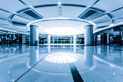 Interior - shopping hall Stock Photography