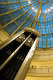 Interior shopping mall Stock Photo