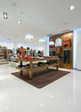 Interior of shopping mall Royalty Free Stock Photography