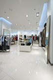 Interior of shopping mall Royalty Free Stock Photo