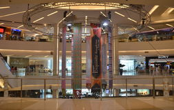 Interior of shopping mall Siam Paragon Stock Photography