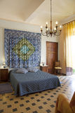Interior shot of Bedroom Royalty Free Stock Image
