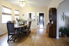 Interior simples da casa Fotografia de Stock