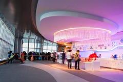 Interior Sky100 Imagem de Stock