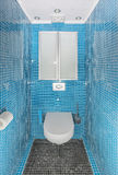 The Interior of small toilet Royalty Free Stock Photos