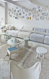 Interior with sofa Royalty Free Stock Photo