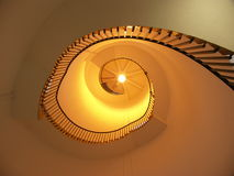 Interior Southwold Lighthouse Royalty Free Stock Image