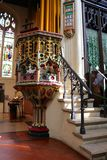 Interior of St Margaret's Church, Westminster Abbey. Stock Photography