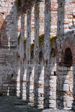 Interior of St. Sofia Church in Nesebar Royalty Free Stock Photography