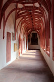 Interior of St.Stephans church in Mainz Stock Photography