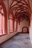 Interior of St.Stephans church in Mainz Stock Image