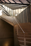 Interior stairs stock photography