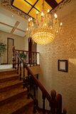 Interior stairs Royalty Free Stock Photography