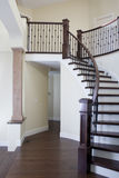 Interior stairs Royalty Free Stock Images