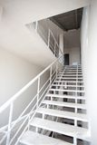 Interior with stairway Royalty Free Stock Photos