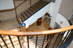 Interior Stairways Royalty Free Stock Photography
