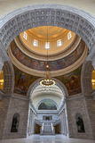 Interior of the State Capitol of Utah Stock Photos
