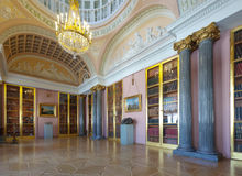 Interior of Stroganov Palace Royalty Free Stock Photography