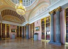 Interior of Stroganov Palace. ST.PETERSBURG, RUSSIA - AUGUST 3: Interior of Stroganov Palace in August 3, 2012 in St.Petersburg, Russia.  Palace was built to Royalty Free Stock Photography
