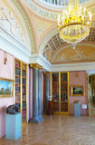 Interior of Stroganov Palace. ST.PETERSBURG, RUSSIA - AUGUST 3: Interior of Stroganov Palace in August 3, 2012 in St.Petersburg, Russia.  Palace was built to Royalty Free Stock Photo