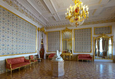 Interior of Stroganov Palace Stock Photo