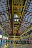 Interior surabaya airport Stock Images