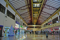 Interior surabaya airport Stock Images