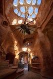 Interior surrealista de la casa Imagen de archivo libre de regalías