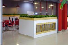 Interior sushi bar Royalty Free Stock Photography