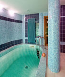 Interior of a swimming pool Stock Photos