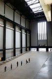 Interior of Tate Modern Stock Image