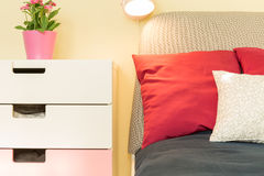 Interior for teenage girl Royalty Free Stock Photography